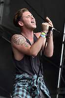 Kingsland Road at Guilfest 2014 on the 20th July 2014