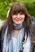 London, UK, 18 May 2013. Davina McCall. Press preview day at the RHS Chelsea Flower Show, London.
