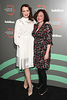 "Keeley Hawes and Lucy Cohu<br /> at the ""Summer of Rockets"" photocall as part of the BFI & Radio Times Television Festival 2019 at BFI Southbank, London<br /> <br /> ©Ash Knotek  D3494  12/04/2019"