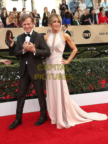 29 January 2017 - Los Angeles, California - William H. Macy, Felicity Huffman. 23rd Annual Screen Actors Guild Awards held at The Shrine Expo Hall. <br /> CAP/ADM/FS<br /> &copy;FS/ADM/Capital Pictures