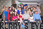 BIRTHDAY GIRL: Mairead Egan, Ballydunlea, Tralee (seated centre) having a great time celebrating her 30th birthday with family and friends at Kirby's Brogue Inn, Tralee on Friday.