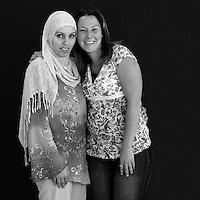 Rinat Levy, Alya Hussein. Photo by Quique Kierszenbaum.