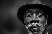 Mr. Ernest Parks on Sol Legare near Charleston, SC.