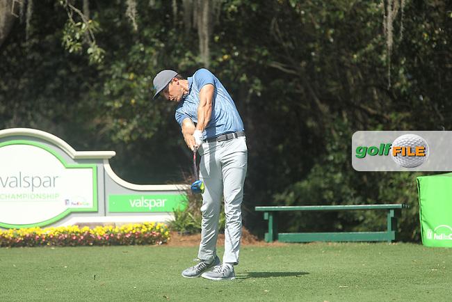 Jamie Lovemark (USA) during round 3 of the Valspar Championship, at the  Innisbrook Resort, Palm Harbor,  Florida, USA. 12/03/2016.<br /> Picture: Golffile | Mark Davison<br /> <br /> <br /> All photo usage must carry mandatory copyright credit (&copy; Golffile | Mark Davison)