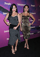 13 May 2019 - New York, New York - Nikki Bella and Brie Bella at the Entertainment Weekly & People New York Upfronts Celebration at Union Park in Flat Iron.   <br /> CAP/ADM/LJ<br /> ©LJ/ADM/Capital Pictures