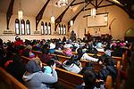 RWJBarnabas Holiday Festival For Children at Suydam Street Reformed Church in New Brunswick, NJ