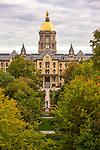 BJ 9.28.17 Main Building 9115.JPG by Barbara Johnston/University of Notre Dame