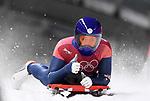 16/02/2018 - Womens skeleton - Apensia sliding centre - Pyeongchang 2018 winter Olympics - Korea