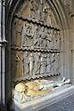 09/02/11 - SAINT FLOUR - CANTAL - FRANCE - Cathedrale de Saint Flour - Photo Jerome CHABANNE