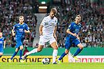 10.08.2019, wohninvest WESERSTADION, Bremen, GER, DFB-Pokal, 1. Runde, SV Atlas Delmenhorst vs SV Werder Bremen<br /> <br /> im Bild<br /> Niclas Füllkrug / Fuellkrug (Werder Bremen #11), <br /> <br /> während DFB-Pokal Spiel zwischen SV Atlas Delmenhorst und SV Werder Bremen im wohninvest WESERSTADION, <br /> <br /> Foto © nordphoto / Ewert