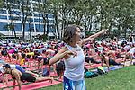 2016 08 18 Elena in Bryant Park
