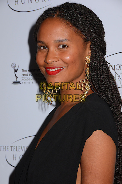 "Joy Bryant.Academy of Television Arts & Sciences Presents ""Television with a Conscience"" at The Beverly Hills Hotel in Beverly Hills, CA, USA, May 10th 2013..CAP/ADM/BT.©Birdie Thompson/AdMedia/Capital Pictures"