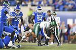 Tulane football falls to Memphis, 47-17.