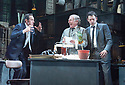 Ink by James Graham, directed by Rupert Goold. With Bertie Carvel as Rupert Murdoch, Geoffrey Freshwater as Sir Alick McKay, Richard Coyle as Larry Lamb . Opens at The Almeida Theatre on 27/6/17.