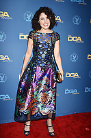 HOLLYWOOD, CA - FEBRUARY 02: Lisa Edelstein attends the 71st Annual Directors Guild Of America Awards at The Ray Dolby Ballroom at Hollywood &amp; Highland Center on February 02, 2019 in Hollywood, California.<br /> CAP/ROT/TM<br /> &copy;TM/ROT/Capital Pictures