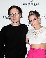 LOS ANGELES, CA - NOVEMBER 9: Josh Kaye, Kristen Stewart, at the Los Angeles Premiere of Come Swim at the Landmark Theater in Los Angeles, California on November 9, 2017. Credit: November 9, 2017.   <br /> CAP/MPI/FS<br /> &copy;FS/MPI/Capital Pictures