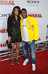 """HOLLYWOOD, CA. - April 12: Tracy Morgan arrives to the """"Death At A Funeral"""" Los Angeles Premiere at Pacific's Cinerama Dome on April 12, 2010 in Hollywood, California."""