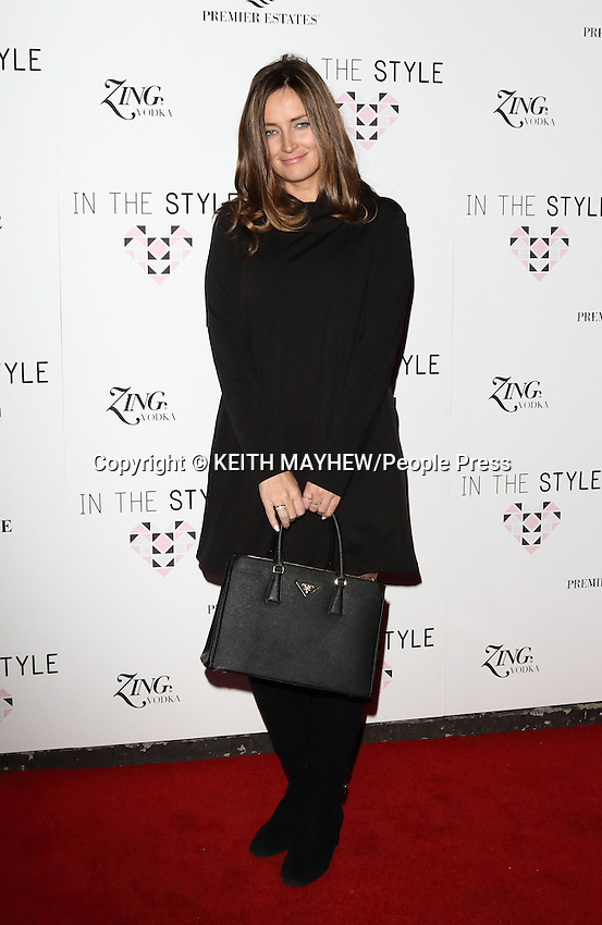 'In The Style' party to celebrate the launch of it's Spring/Summer 2016 collections at Libertine, Winsley Street, London,on 31st March 2016<br /> <br /> Photo by Keith Mayhew
