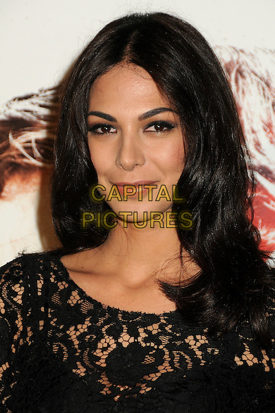 "MORAN ATIAS .""The Next Three Days"" Los Angeles Screening held at the Directors Guild of America, West Hollywood, California, USA, 16th November 2010..portrait headshot black sheer lace .CAP/ADM/BP.©Byron Purvis/AdMedia/Capital Pictures."