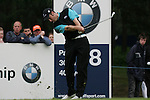 Ross Fisher takes  his drive on the 8th hole during the 3rd round of the BMW PGA Championship at Wentworth Club, Surrey, England 26th may 2007 (Photo by Eoin Clarke/NEWSFILE)