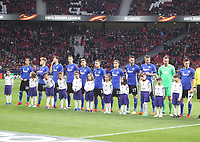 Copenhague's players
