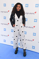 LONDON, UK. March 06, 2019: Tamara Smart arriving for WE Day 2019 at Wembley Arena, London.<br /> Picture: Steve Vas/Featureflash