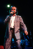 Phil Collins; 1985; Live; Madison Square Garden<br /> Photo Credit: Eddie Malluk/Atlas Icons.com