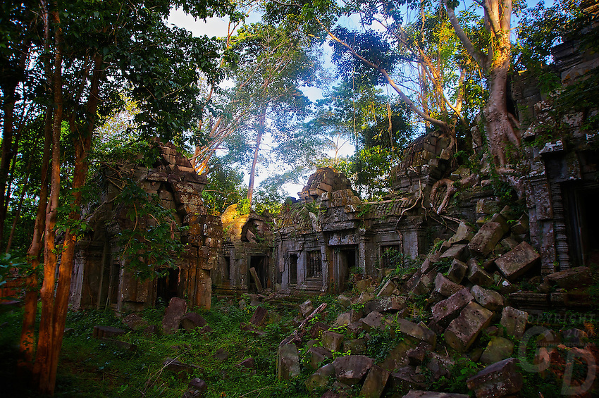 Ancient Khmer temples, Cambodia