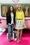 The singer Malu and the actress Leticia Dolera attends to the presentation of the solidarity project &quot;Carretera y Manta&quot; at West Park Studios, Madrid, Spain. June 19, 2015.<br />  (ALTERPHOTOS/BorjaB.Hojas)