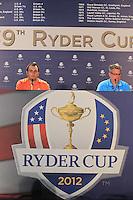 Ryder Cup 2012 Francesco Molinari