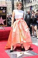 HOLLYWOOD, CA - Jennifer Lopez is honored with a star on the Hollywood Walk Of Fame June 20, 2013 in Hollywood, California. (Photo by Celebrity Monitor)