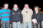 NIGHT AT THE DOGS: Enjoying the Abbeyfeale Chernobyl Children Project in association with West Limerick 102FM Night at the Dogs at the Kingdom Greyhound Stadium on Saturday l-r: Martin, Kieran and Ian O'Mahony and Patricia O'Carroll, Lisselton..   Copyright Kerry's Eye 2008