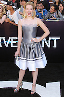 "WESTWOOD, LOS ANGELES, CA, USA - MARCH 18: Claudia Lee at the World Premiere Of Summit Entertainment's ""Divergent"" held at the Regency Bruin Theatre on March 18, 2014 in Westwood, Los Angeles, California, United States. (Photo by Xavier Collin/Celebrity Monitor)"