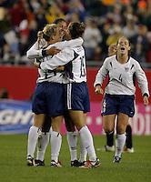 USA Women celebration, USA vs. Norway, in Boston, Ma, 2003 WWC.