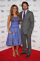 Gemma Oaten<br /> at the world premiere of &quot;Interlude in Prague&quot;, Odeon Leicester Square, London. <br /> <br /> <br /> &copy;Ash Knotek  D3266  11/05/2017