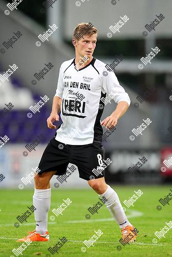 2014-07-21 / Voetbal / seizoen 2014-2015 / Rupel-Boom / Jonas Laureys<br /><br />Foto: mpics.be