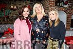 Sandra Jones, Amanda Guerin and Nollaig McCarthy enjoying the evening in Finnegans on Saturday.