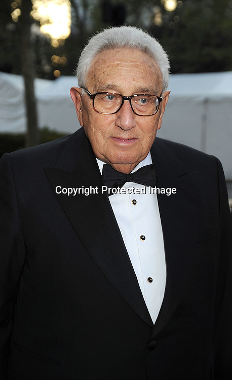 Dr Henry Kissinger .arriving at The opening night of the Metropolitan Opera  on September 22, 2008 at The Metropolitan Opera House in New York City. ..Robin Platzer, Twin Images