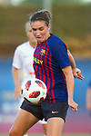 FC Barcelona vs Montpellier HSC: 1-2.<br /> Mariona Caldentey.
