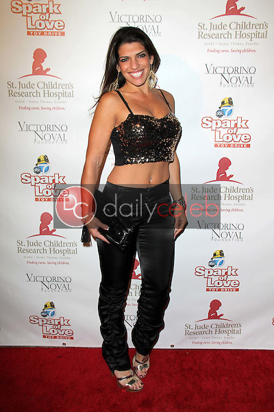 Cheryl Cosenza<br /> at Spark of Love, Private Location, Beverly Hills, CA 12-15-12<br /> David Edwards/DailyCeleb.com 818-249-4998