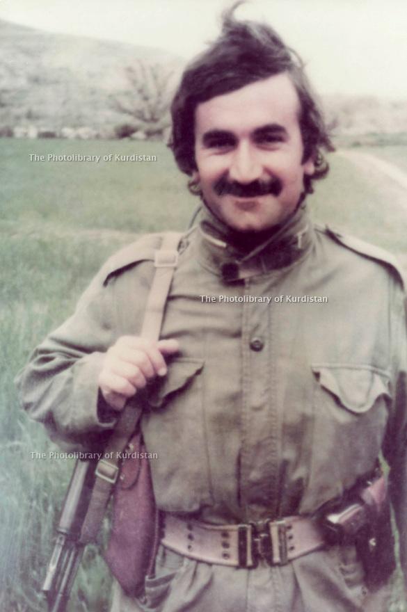 Iraq 1979 <br /> Mullazem Omar Aballah in Zahle  <br /> Irak 1979  <br /> Mullazem Omar Abdallah a Zahle