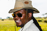 Safari guides, Kwando Concession, Linyanti Marshes, Botswana.
