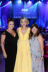 Lisa Davitt, Roisin Leixlip, Currid, Athlone and Orla Quinn Leixlip Musical Society pictured at the Association of Irish Musical Societies annual awards in the INEC, KIllarney at the weekend.<br /> Photo: Don MacMonagle -macmonagle.com<br /> <br /> <br /> <br /> repro free photo from AIMS<br /> Further Information:<br /> Kate Furlong AIMS PRO kate.furlong84@gmail.com