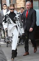 NEW YORK, NY - February 06: Rosie Huntington-Whiteley seen in New York City on February  06, 2019. <br /> CAP/MPI/RW<br /> &copy;RW/MPI/Capital Pictures