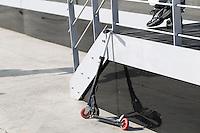 23.06.2012. Valencia, Spain. FIA Formula One World Championship 2012 Grand Prix of Europe. The picture show Michael Schumacher (German driver of Mercedes GP)