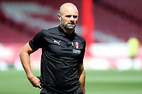 Rotherham United Manager, Paul Warne during Brentford vs Rotherham United, Sky Bet EFL Championship Football at Griffin Park on 4th August 2018