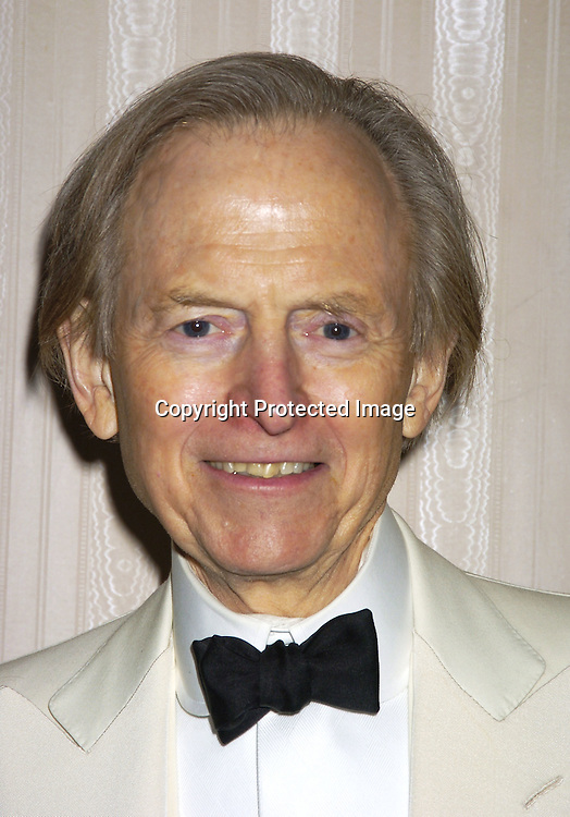 Tom Wolfe ..at The 30th Anniversary of The New Yorker for New York Awards on February 14, 2005 at The Waldorf Astoria Hotel...Photo by Robin Platzer, Twin Images