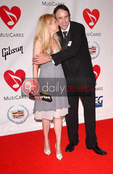 Kevin Nealon and Susan Yeagley<br />
