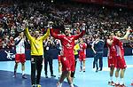 12.01.2018., Croatia, Spaladium Arena, Split - European Handball Championship, Group B, 1st Round, Croatia - Serbia.   Mirko Alilovic, Jakov Gojun. <br /> <br /> Foto &copy; nordphoto / Ivo Cagalj/PIXSELL