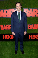 """LOS ANGELES - FEB 21:  Bill Hader at the """"Barry"""" HBO Premiere Screening at the NeueHouse Hollywood on February 21, 2018 in Los Angeles, CA"""